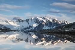 Seespiegelung