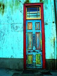 Valparaiso Tür