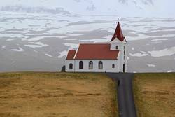 Kirche auf Island