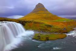 Kirkjufellsfoss Island