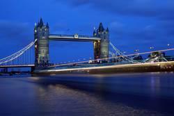 Blaues London