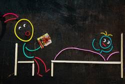 Gummiwürmer: Gute - Nacht - Geschichten