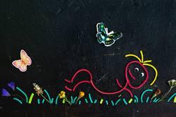 Gummiwürmer: Endlich Sommer!
