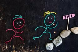 Gummiwürmer: Der Weg ist das Ziel