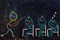 Gummiwürmer: Schulanfang nicht verschlafen!