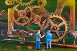 Miniwelten: Zeitmaschine