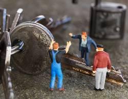 Miniwelten - Falscher Schlüssel