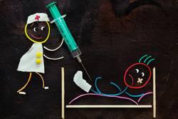 Gummiwürmer: Gute Besserung!
