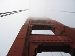 Foggy day in SF