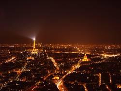 Paris in der Nacht