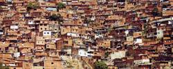 Verkehrsberuhigte Zone in Caracas