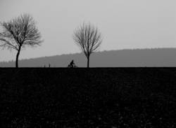 Rad fahren Degersen