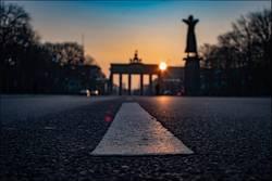 Morgensonne in Berlin IV