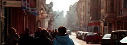 In den Straßen von Torun