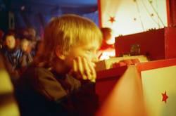 Kind im Zirkus