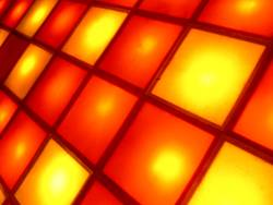 Leuchtboden