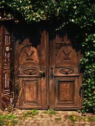 Geheime Tür