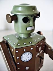 My little Atomic Robot Man