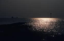 abendstmmung an der nordsee
