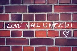 Die Lösung : Love is all u need
