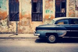 kubanisches Straßenbild