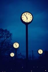 Uhrenvergleich