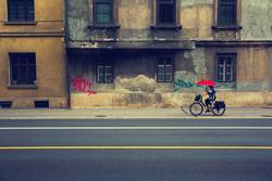 Straße hui - Fassade pfui