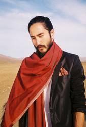 Rot in der Wüste
