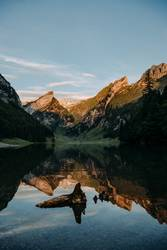Good Morning Beautiful Mountains