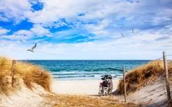 Mit dem Fahrrad die Ostsee erleben