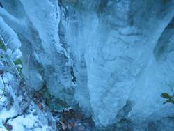 Eiswand