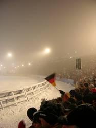 Biathlon Weltcup Oberhof Fan Kurve