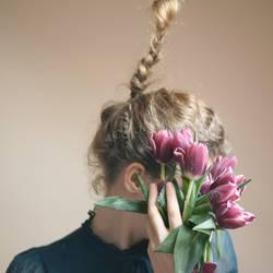 durch die Blumen gesagt