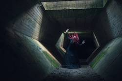 der Tunnel des Grauens