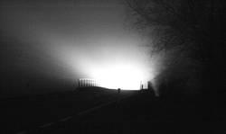 Das Licht am Ende der Brücke ....