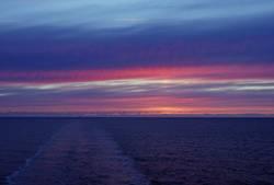 ...eine Seefahrt, die ist schön....