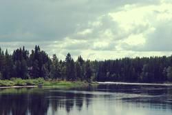 Vindelälven - Schweden