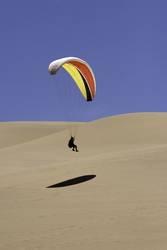 Wüstenparaglider