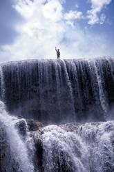 waterfall heroe