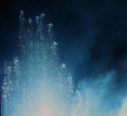 Klangwellen Wasser/Laser Show