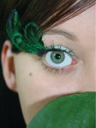 greeneyed girl
