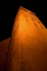 Kirchturm hoch hinaus