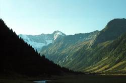 analoge alpen