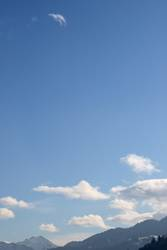 himmel über garmisch