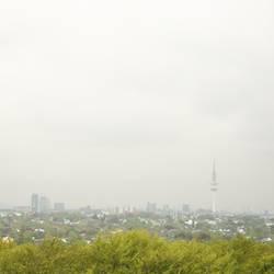 grau-grünes Hamburg