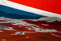 britisches Boot