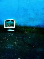 Blue Screen.
