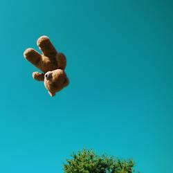 Flying Teddy zum Zweiten