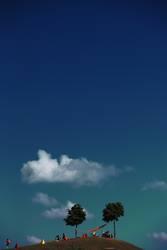 Jonglierhügel
