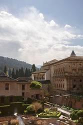 Alhambra - Granada - Spanien